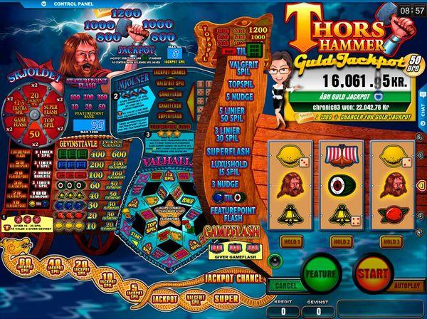 Fysiske spilleautomat–827815