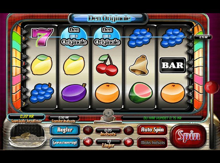 Hit spilleautomat–550612