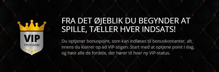 VIP for Kontrolleret