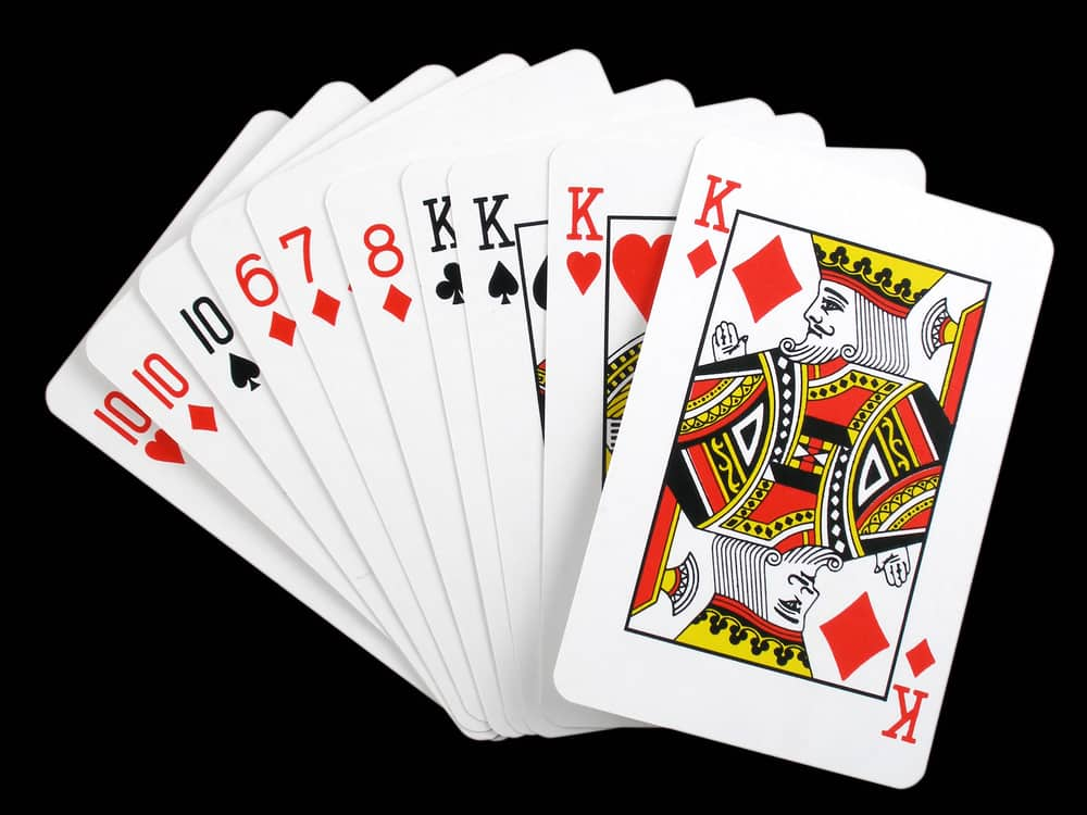 Underholdende kortspil Vatric