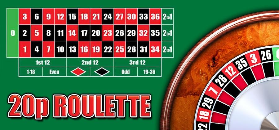 Roulette højeste odds–437262
