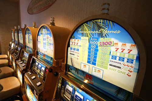 Tester spillemaskiner muligheden–762221
