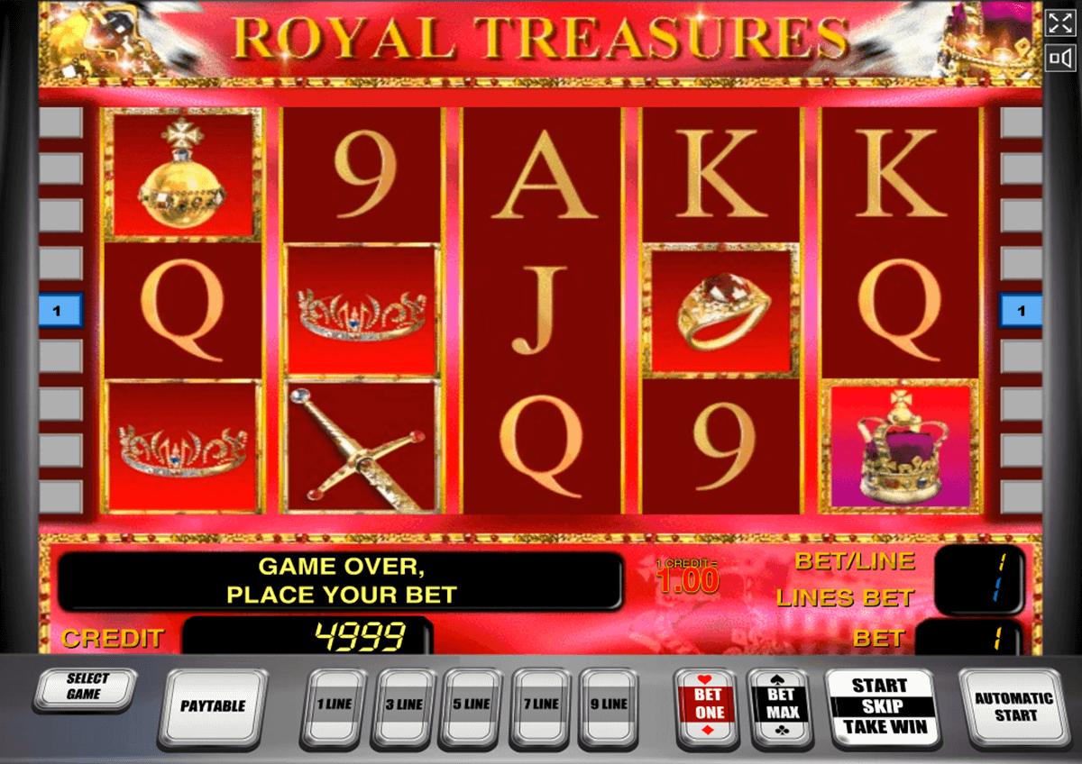 Mønterne på casinoer–305586