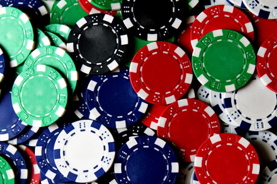 Spillere der bluffer–399856
