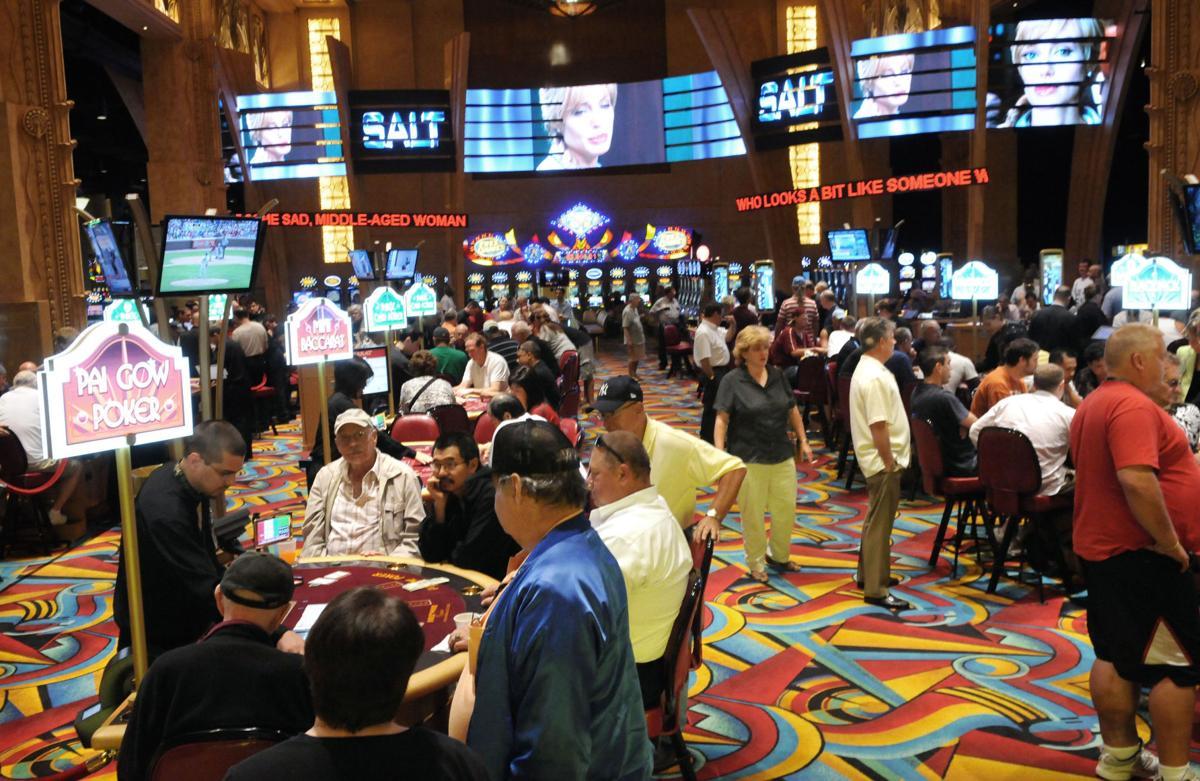 Karneval på casino–511120