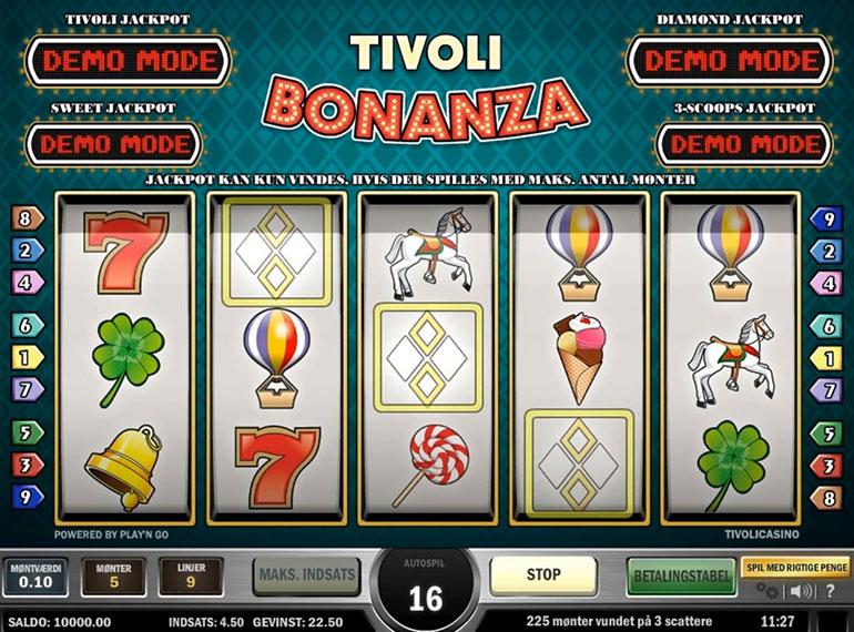 Danmarks populære roulette–59539
