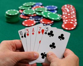 Bluffe Poker spillet–954397