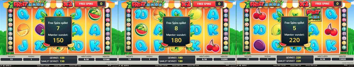 Åbningstider casino infight