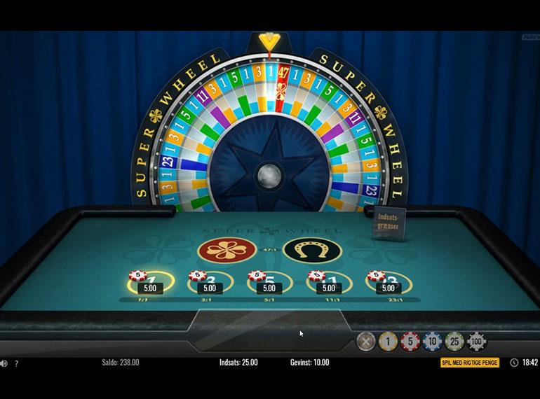 Roulette tal–88244