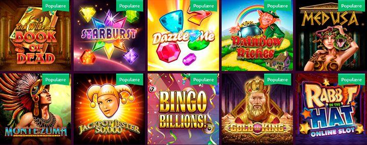 Eksperter casino Freer