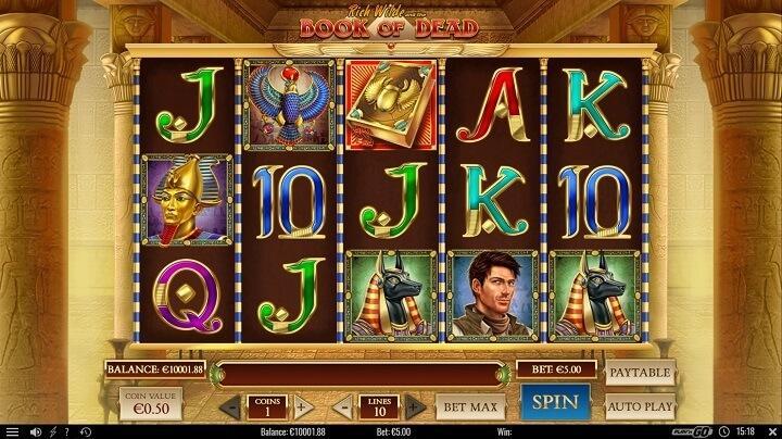 Spille flere forskellige–869569