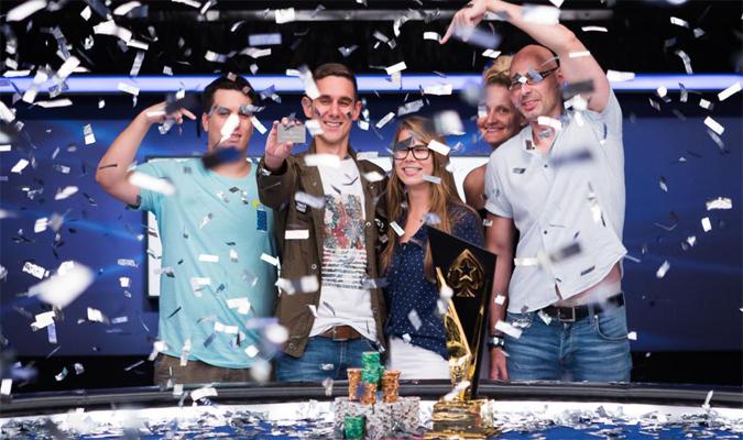 European Poker penge–126360