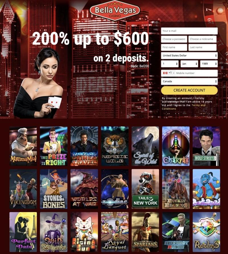 Forskellige casino tilbud–277947