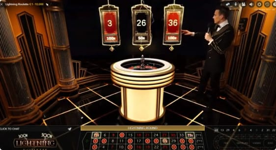 Live roulette–697606