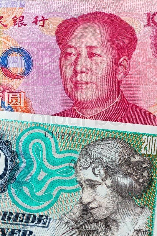 Populære valuta tredjepladsen