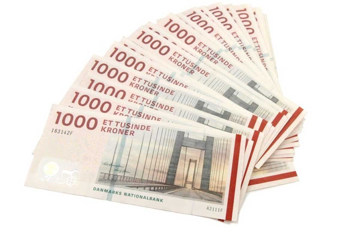 Vind rigtige penge–621121